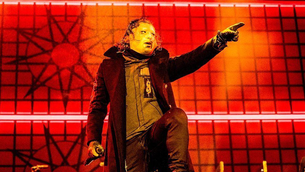 Corey Taylor von Slipknot