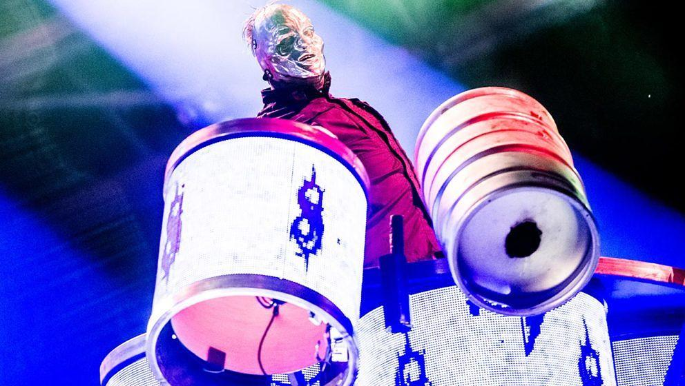 M. Shawn Crahan (Clown) von Slipknot
