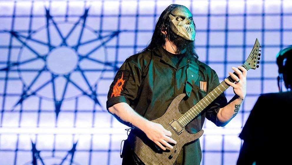Mick Thomson von Slipknot