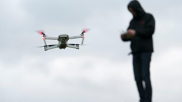 Auf dem Wacken Open Air 2019 wird die Polizei eine Drohne steigen lassen...