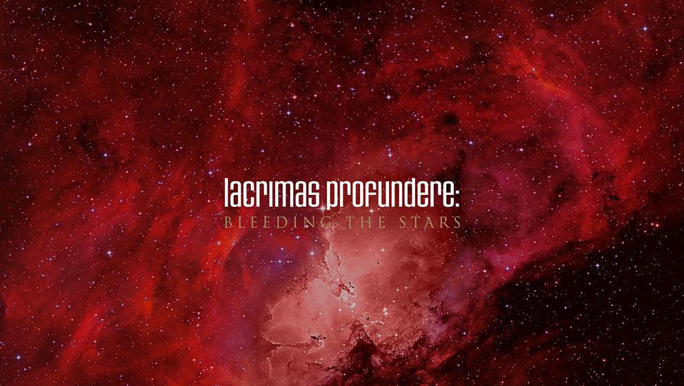 AdM 8/19: Lacrimas Profundere BLEEDING THE STARS: 'Da bleibt nur noch zu sagen: Chapeau, meine Herren, was für eine Kür! BL