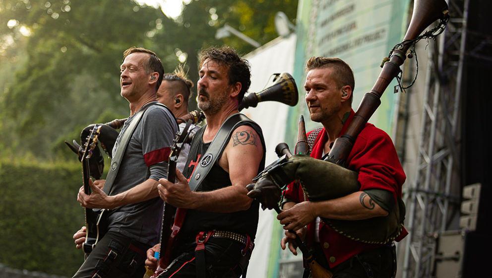 In Extremo, Stadtpark Open Air, Hamburg, 27.07.2019
