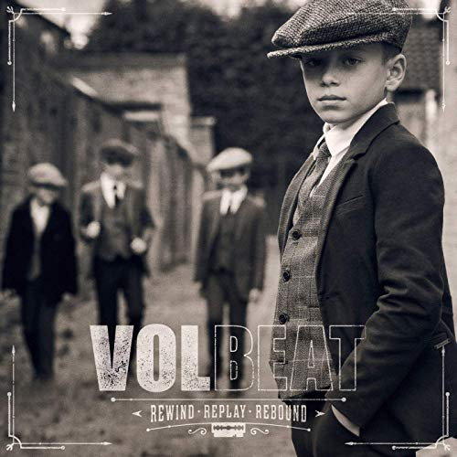 Volbeat REWIND, REPLAY, REBOUND