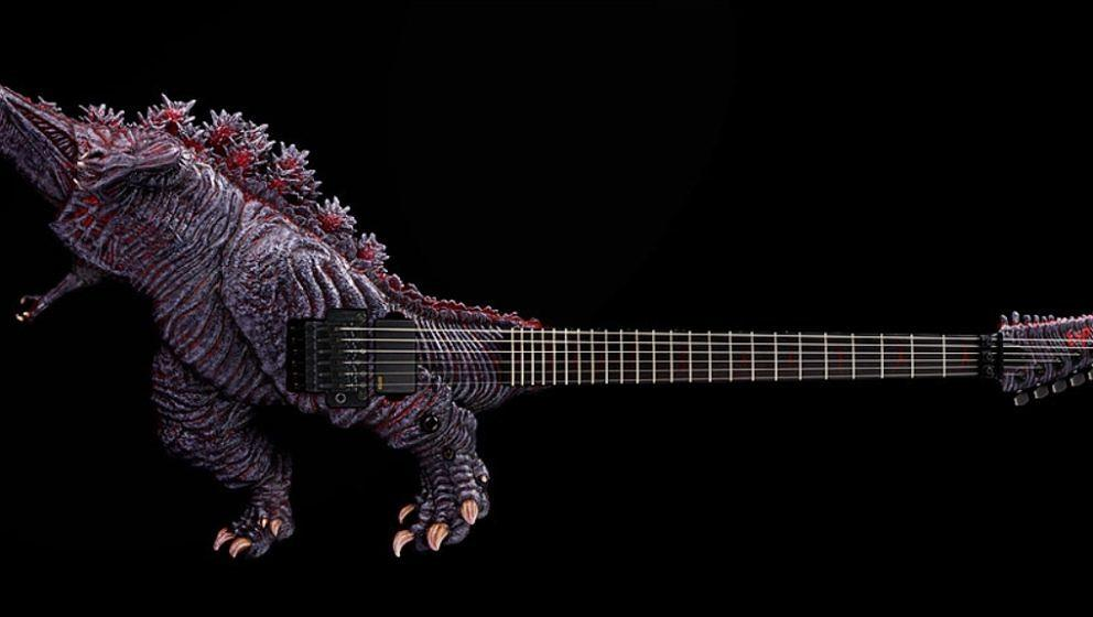 Die Godzilla-Axt ist sicher was ganz besonderes für Retro-Sci-Fi-Fans