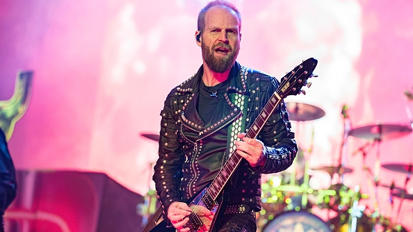 Andy Sneap bei der Judas Priest-Show in Chula Vista, Kalifornien am 26.09.2018