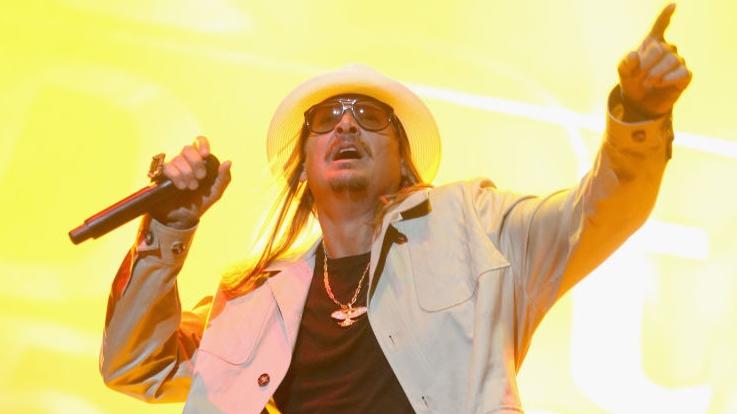 Kid Rock bei seinem Auftritt am 11. Mai 2019 in Arlington, Texas