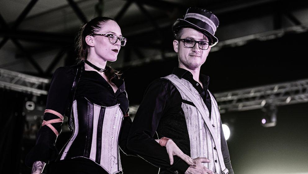 Modeschau, M'era Luna Festival 2019