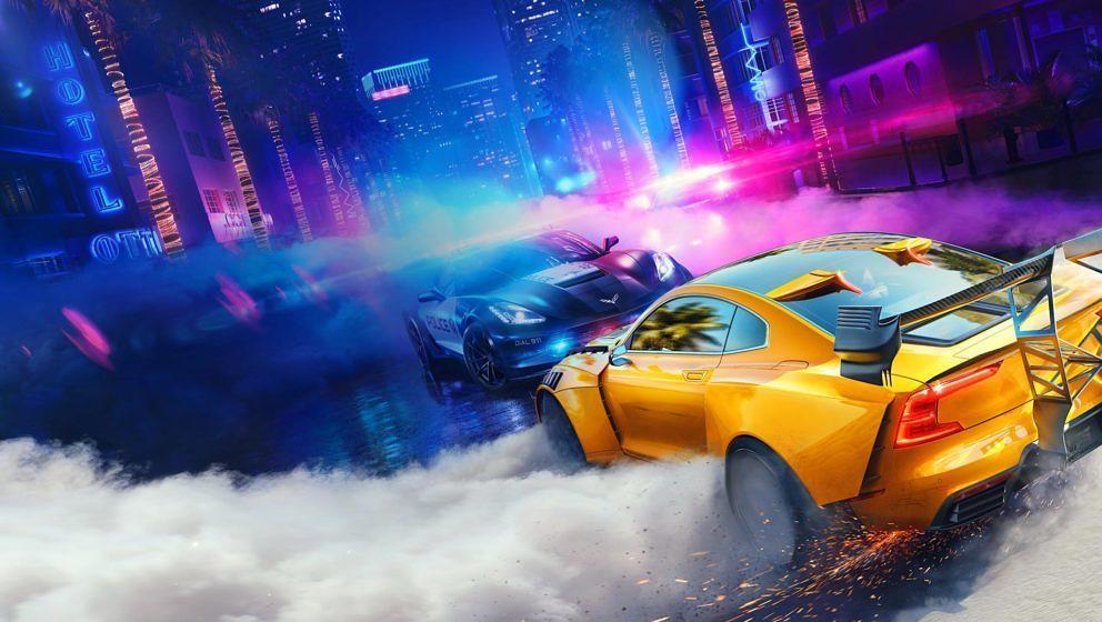 """""""Need for Speed Heat"""" erscheint am 08. November 2019 für PS4, Xbox und PC"""