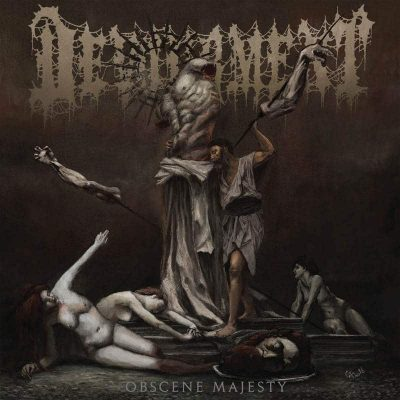 Kritik zu Devourment OBSCENE MAJESTY