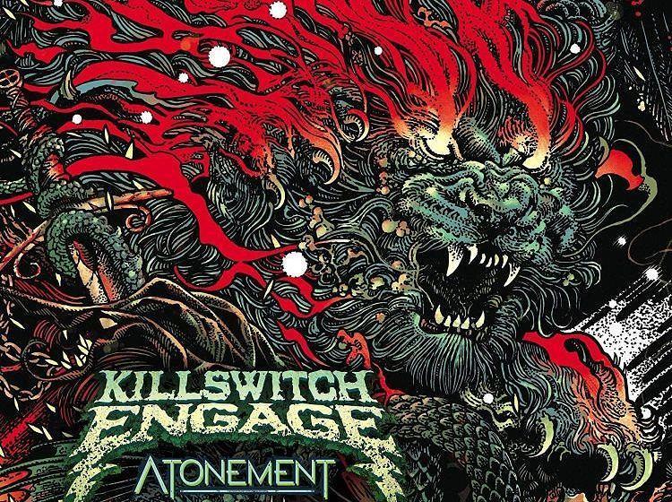 AdM 9/19: Killswitch Engage ATONEMENT: 'Was für ein Ritt! Was für ein Statement! Was für eine Rückkehr zu alter Form!'