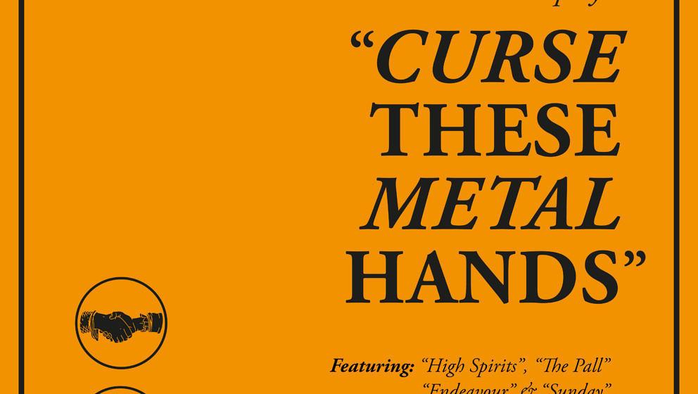 Pijn & Conjurer CURSE THESE METAL HANDS