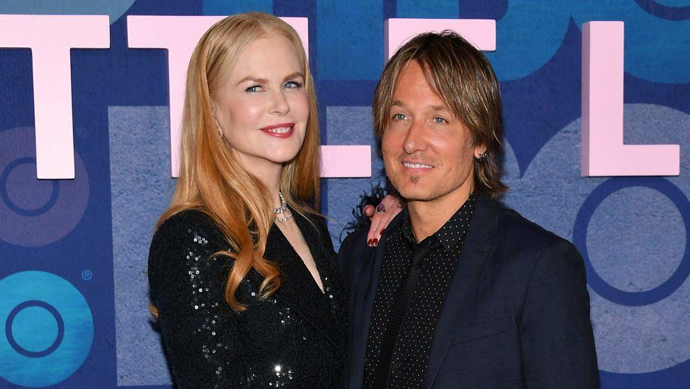 Nicole Kidman und Keith Urban bei der Premiere der 2. Staffel von 'Big Little Lies' in New York City. am 29. Mai 2019