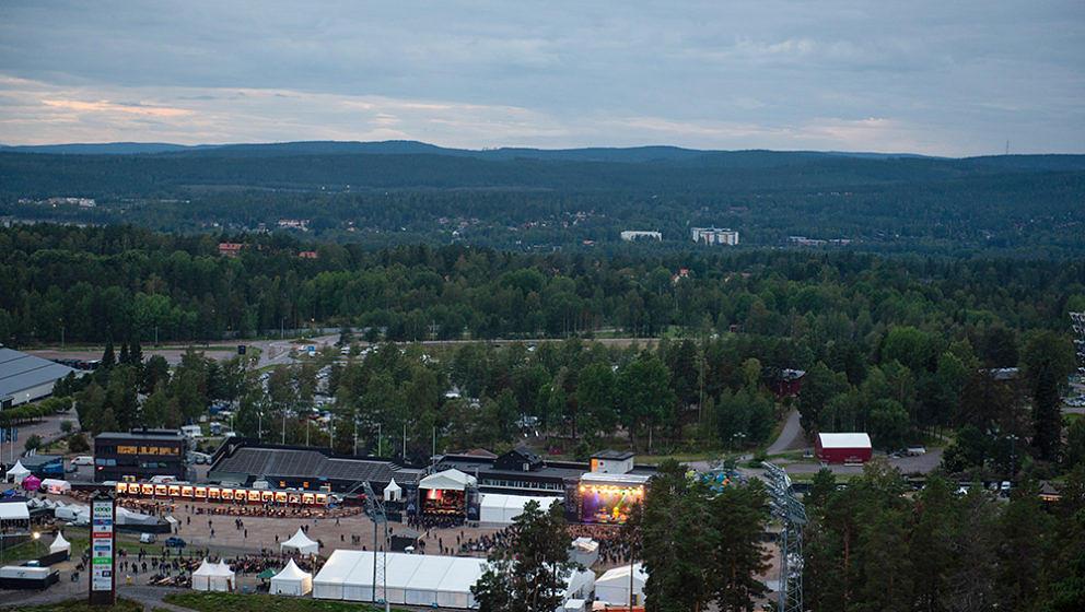 Sabaton Festival Falun, Schweden