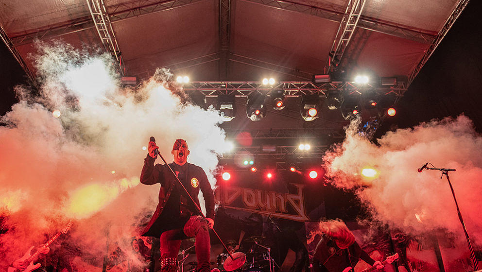 Bloodbound, Sabaton Festival Falun, Schweden