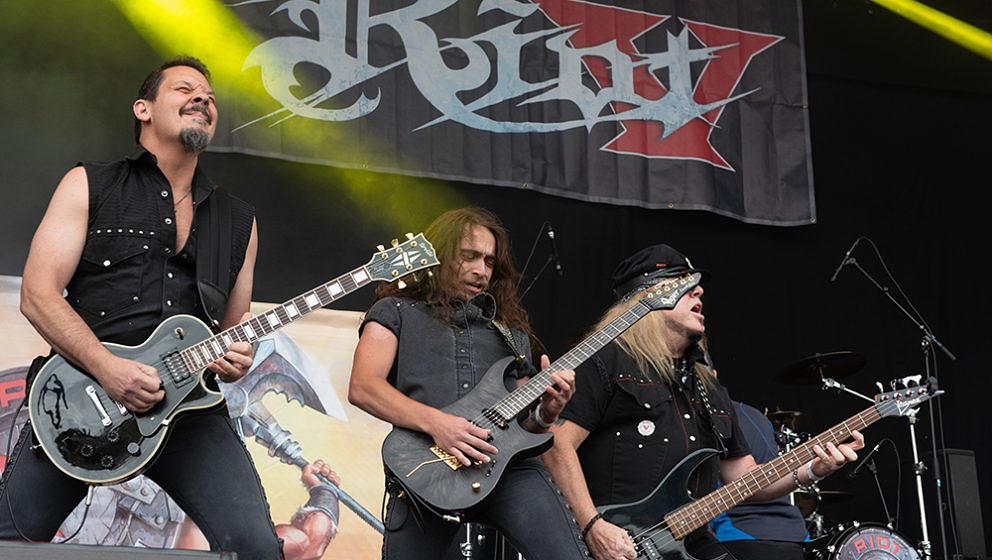 Riot V, Sabaton Festival Falun, Schweden