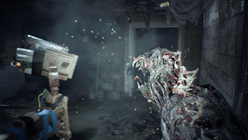 """""""Resident Evil 7 Biohazard"""" ist in VR noch viel furchteinflößender"""