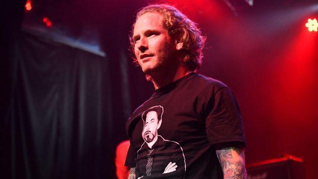 Slipknot- und Stone Sour-Frontmann Corey Taylor (hier beim Dimebash 2019) ist für Rock und Metal beim Super Bowl