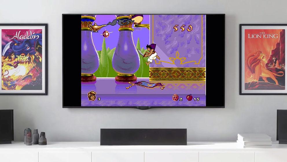 """""""Disney Classic Games: Aladdin & The Lion King"""" erscheint im Herbst 2019 für PS4, Xbox One, Nintendo Switch und PC."""