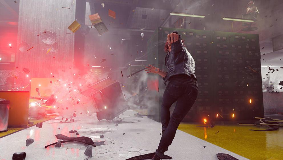 """""""Control"""" erschien am 27. August für PS4, Xbox One und PC"""