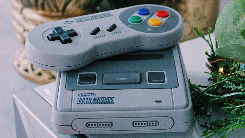 Ausgewählte SNES-Spiele sind ab sofort Teil von Nintendo Switch Online