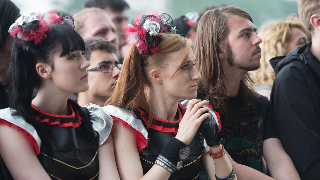Babymetal-Fans.