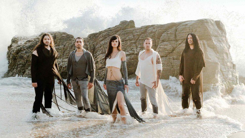 Visions Of Atlantis gehen im Frühjahr 2020 auf große Europatour