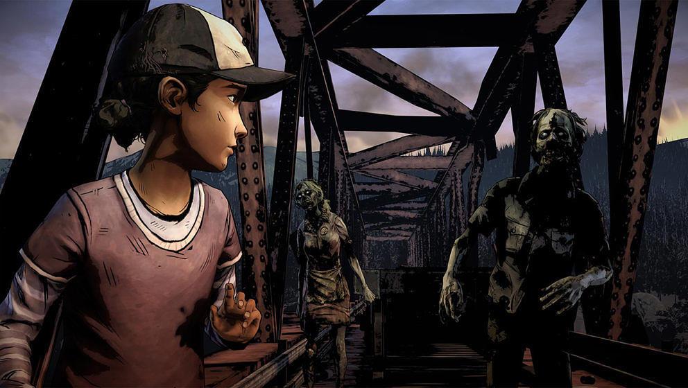 """Es gibt jetzt eine ultimative Spielesammlung der """"The Walking Dead""""-Adventurereihe"""