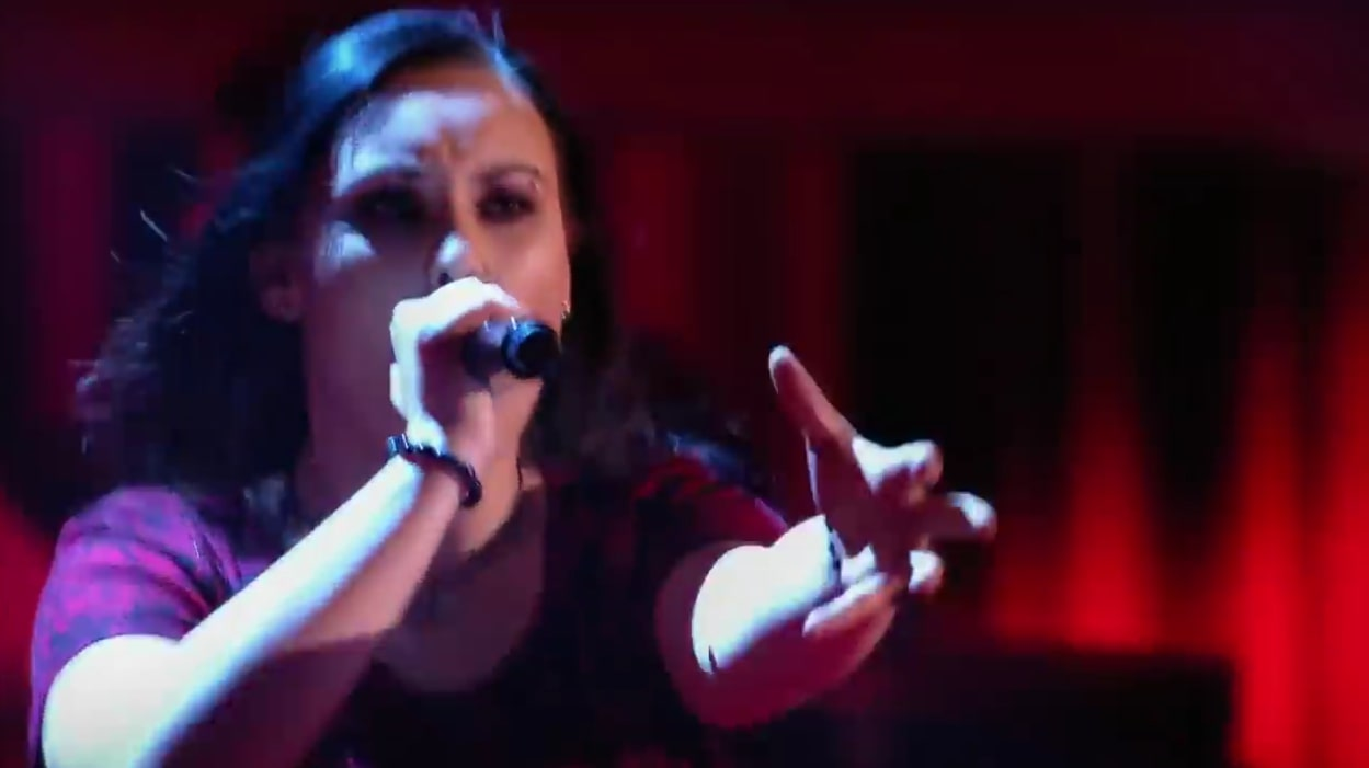 The Voice Of Germany-Kandidatin singt Lamb Of...
