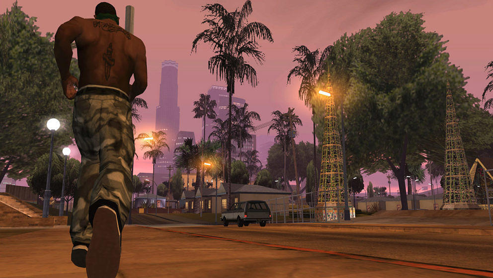 """Rockstar Games verschenkt für kurze Zeit """"Grand Theft Auto: San Andreas"""""""