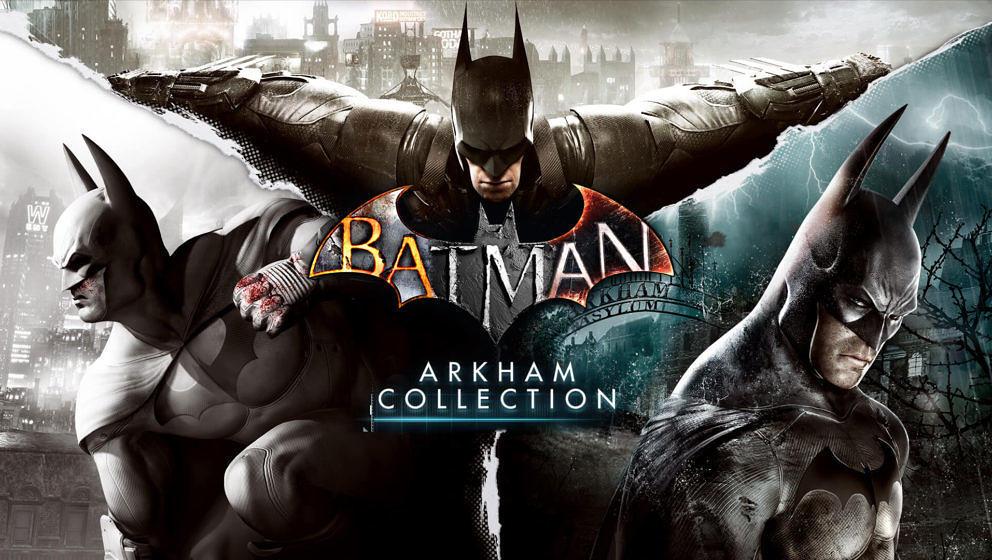 """Im Epic Games Store gibt es aktuell unter anderem die """"Batman: Arkham Collection"""" kostenlos"""