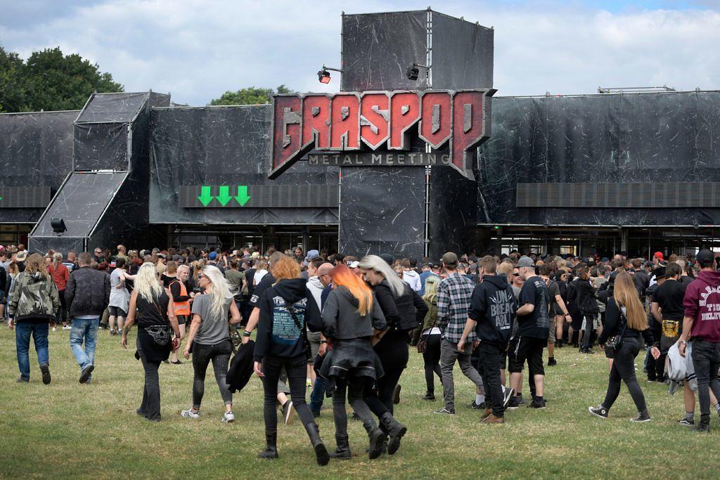 Graspop Metal Meeting 2021: Alle Infos zum Festival in Belgien