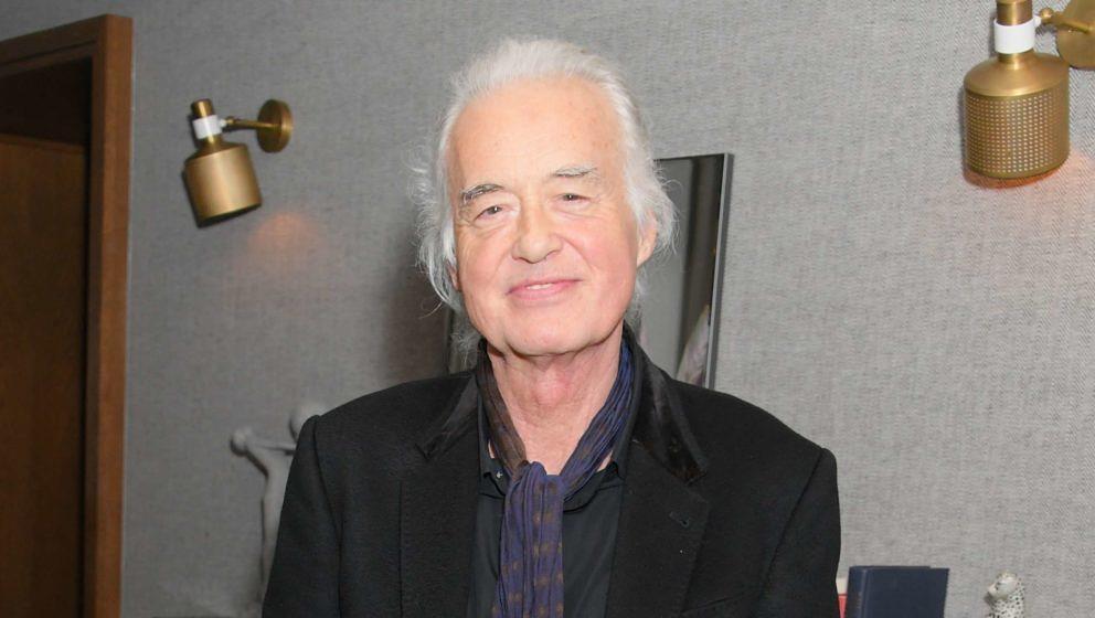 Jimmy Page von Led Zeppelin