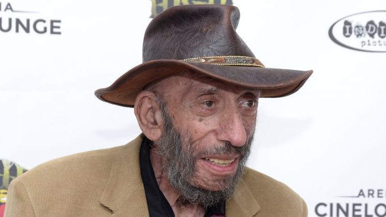 Sid Haig bei der Premiere von 'High On The Hog' am 19. April 2019 in Hollywood