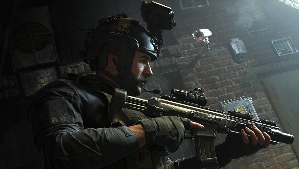 """Captain John Price im neuen """"Call Of Duty: Modern Warfare"""""""