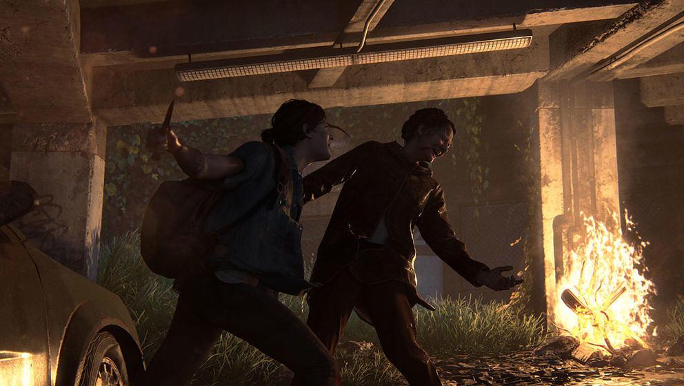 """""""The Last Of Us Part II"""" kommt 2020 exklusiv für die PS4 raus."""