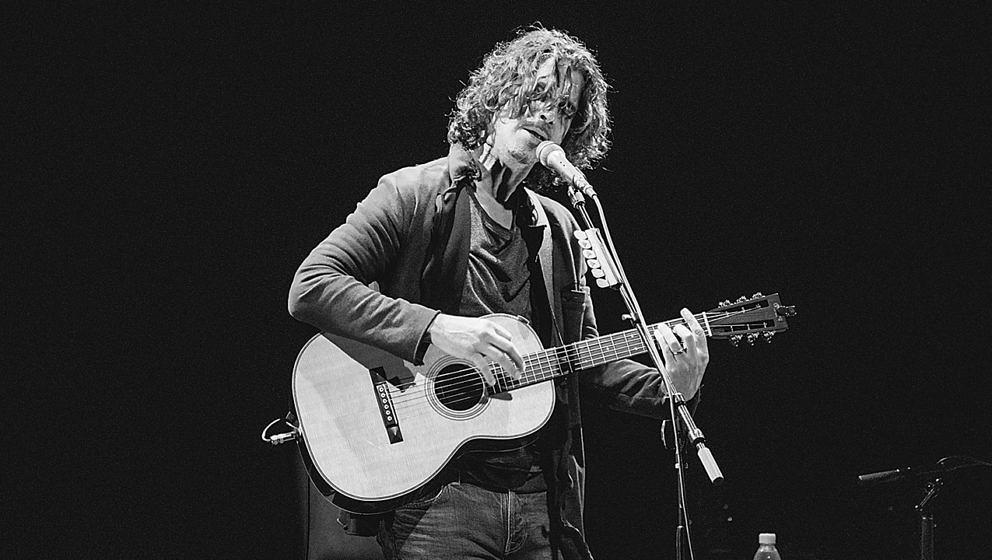 Chris Cornell bei einem Live-Auftritt im Jahr 2015
