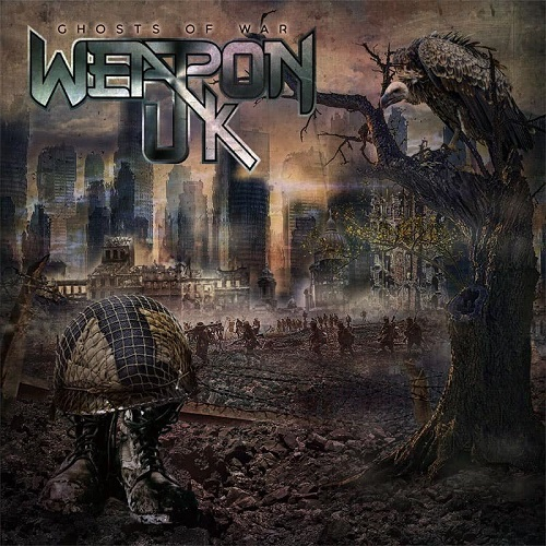 Weapon UK GHOSTS OF WAR