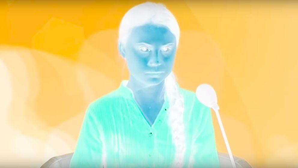 Greta Thunberg singt Death Metal