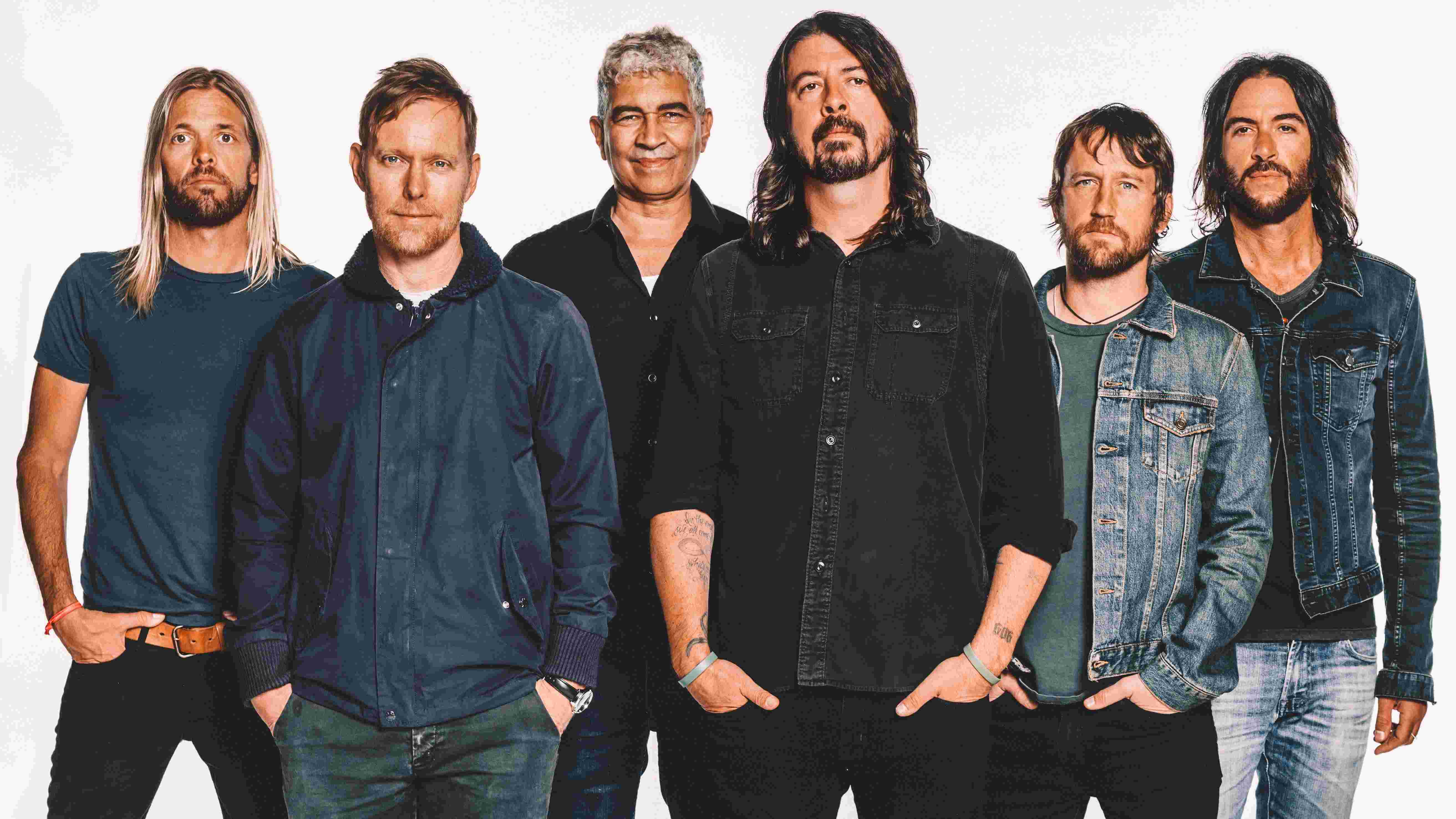 'Times Like Those': Foo Fighters kommentieren alte Fotos