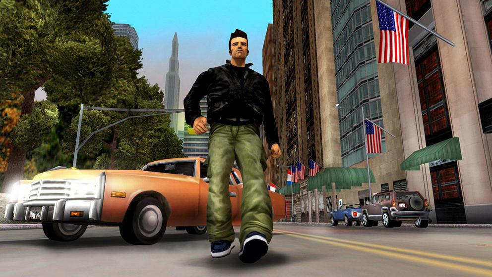 """Screenshot aus """"Grand Theft Auto III"""": Kriegen wir bald ein Remaster?"""