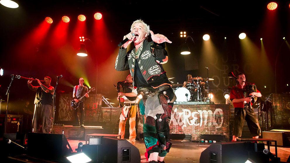 In Extremo gehört zu den wohl erfolgreichsten Bands des Mittelalter Rock.