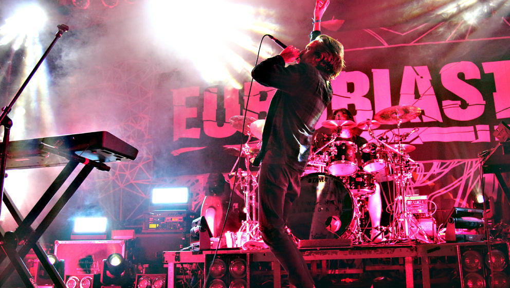 Between The Buried And Me @ Euroblast 2019