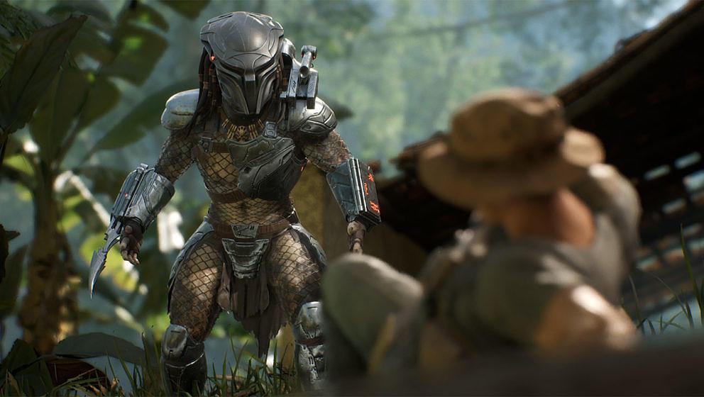 """""""Predator: Hunting Grounds"""" erscheint am 24. April 2020 für die PS4"""