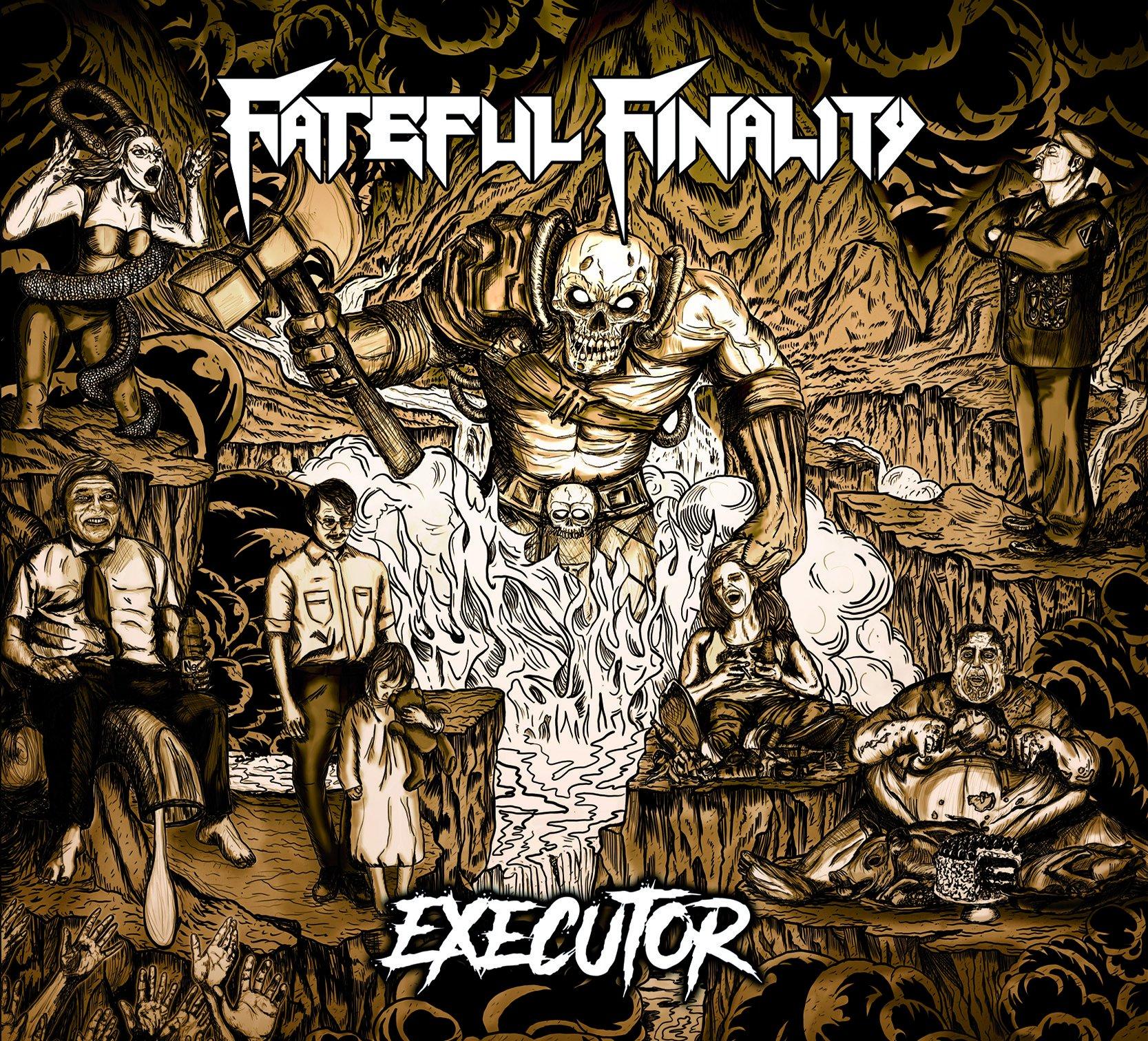 Kritik zu Fateful Finality EXECUTOR