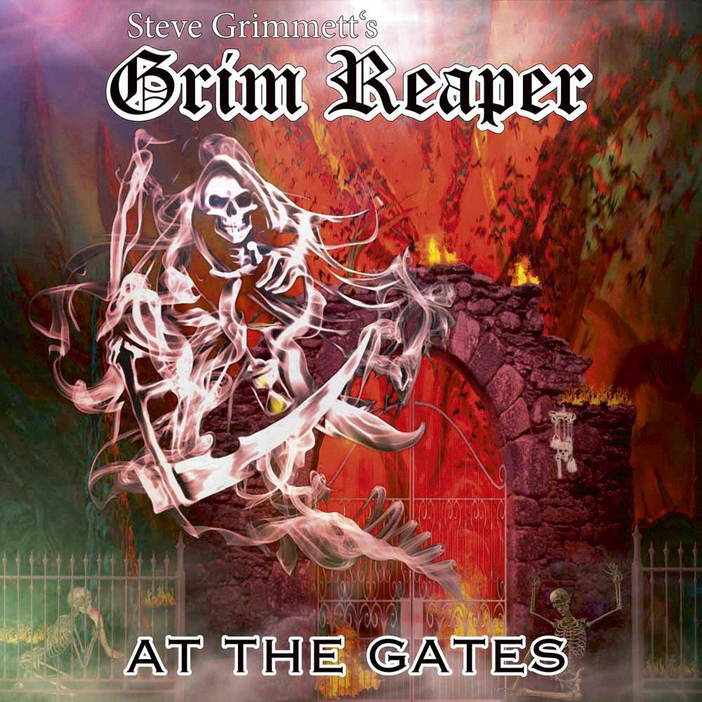 Kritik zu Steve Grimmet's Grim Reaper AT THE GATES