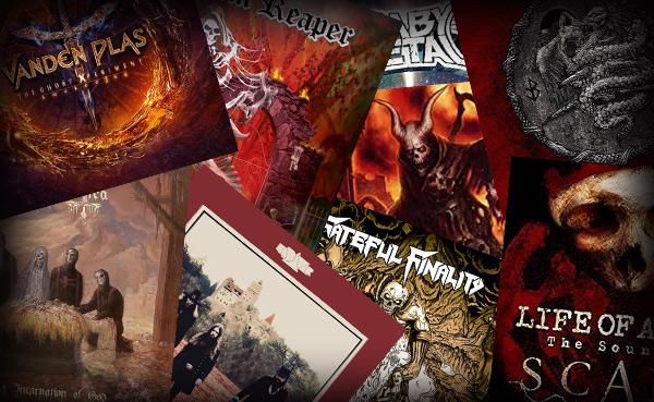 Die Metal-Alben der Woche vom 11.10. mit Lacuna Coil, Babymetal, Life Of Agony...