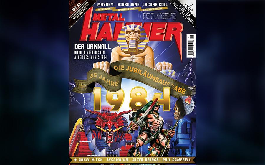 Metal 1984: Ein guter...