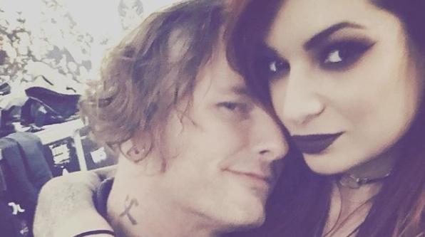 Slipknot-Sänger Corey Taylor und Tänzerin Alicia Dove haben geheiratet