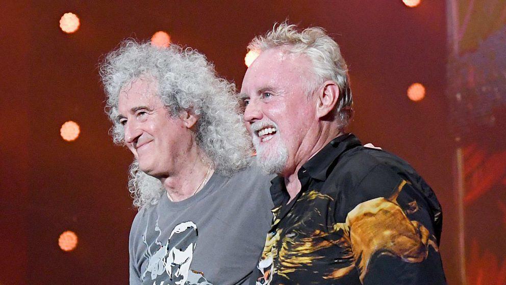 Brian May und Roger Taylor gönnen Donald trump keine Musik von Queen