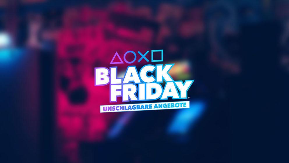 Der PlayStation Store lockt mit ganz vielen Angeboten zum Black Friday